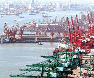 Морские порты Китая